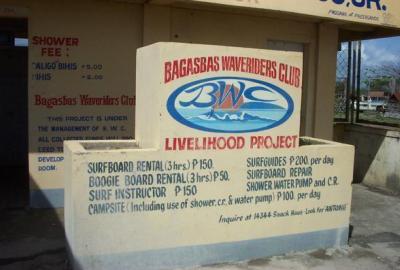 Bagasbas Beach Wave Riders